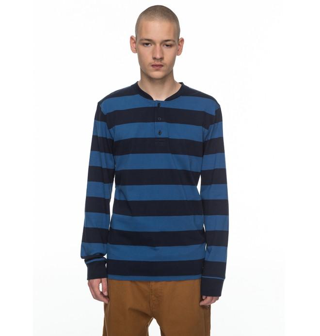 0 Mossglen - T Shirt à manches longues Bleu EDYKT03348 DC Shoes