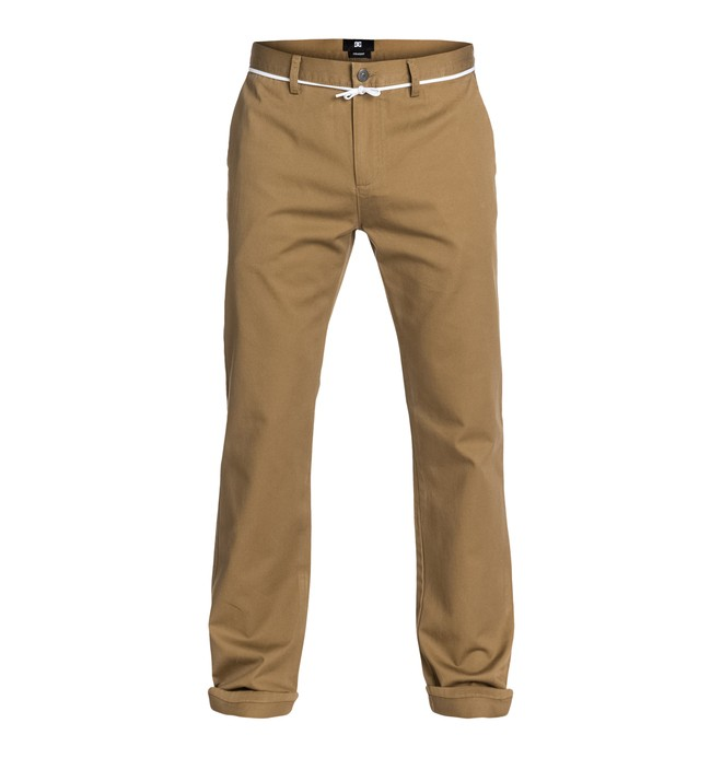 "0 DC Rigid Worker Straight 32"" Inseam  Pants  EDYNP03004 DC Shoes"
