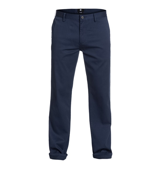 """0 DC Worker 34"""" Inseam Pants  EDYNP03016 DC Shoes"""