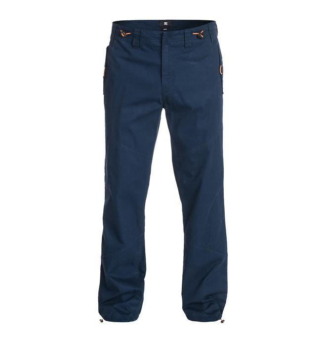 0 Aviator Taper  Pants  EDYNP03037 DC Shoes