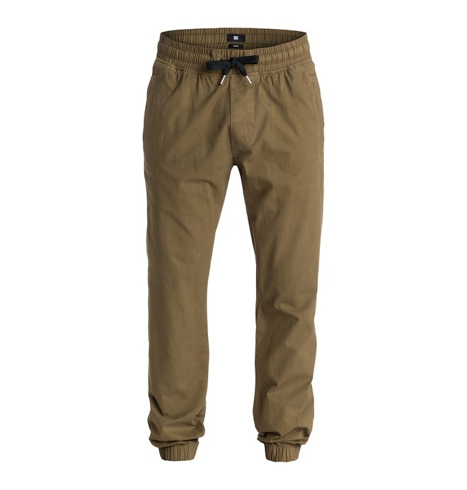 0 Men's Hem Tapered Fit Pants  EDYNP03056 DC Shoes