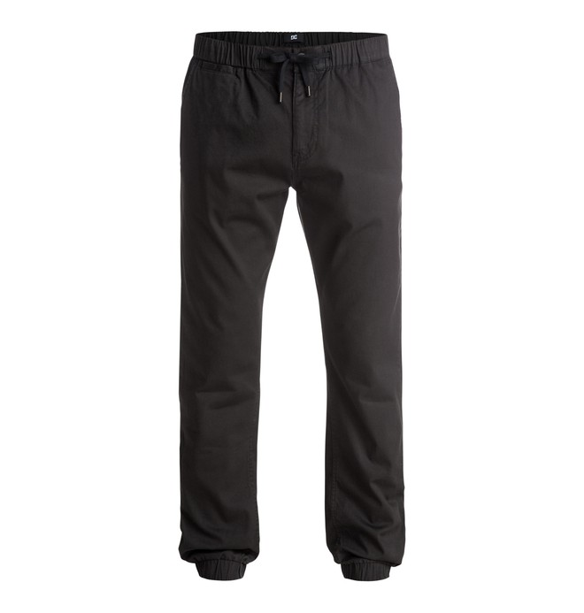 0 Greystoke - Joggers Black EDYNP03083 DC Shoes