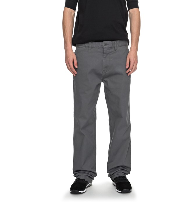 0 Men's Worker Relaxed Chinos  EDYNP03119 DC Shoes