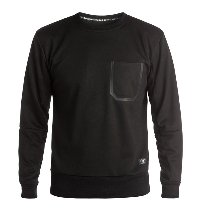 0 Men's Highton Sweatshirt  EDYPF03017 DC Shoes