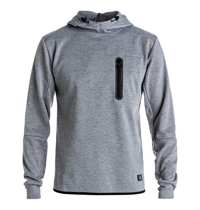 0 Picton - Hooded Pullover  EDYPF03018 DC Shoes