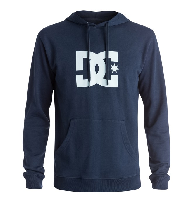 0 Men's Star Pullover Hoodie  EDYSF03001 DC Shoes
