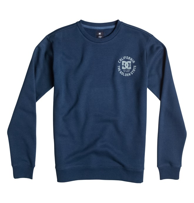 0 Men's Golden State Sweatshirt  EDYSF03066 DC Shoes