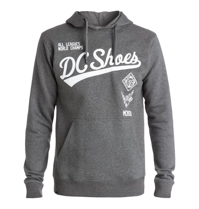 0 Men's Pitcher Pullover Hoodie  EDYSF03070 DC Shoes