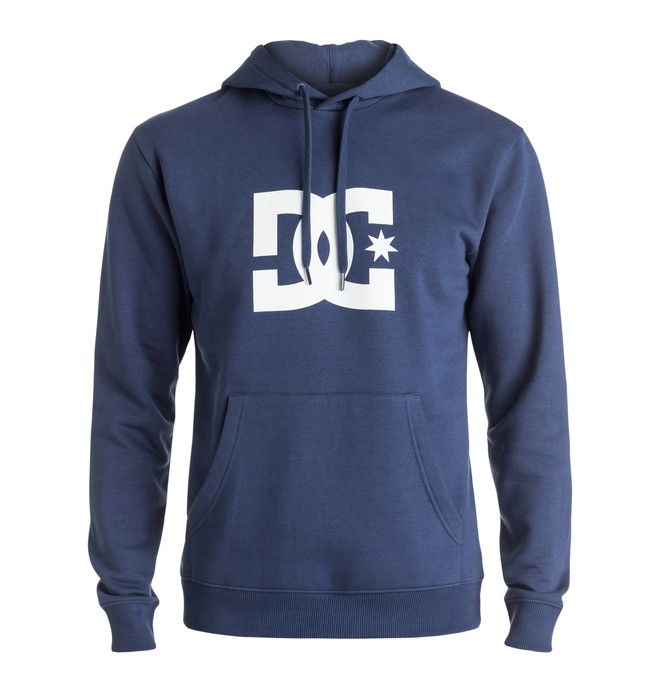 0 Star - Sweatshirt Blue EDYSF03107 DC Shoes