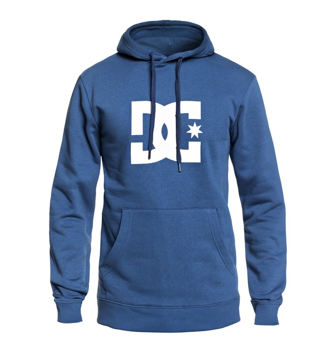 0 Star - Sweat à capuche Bleu EDYSF03107 DC Shoes