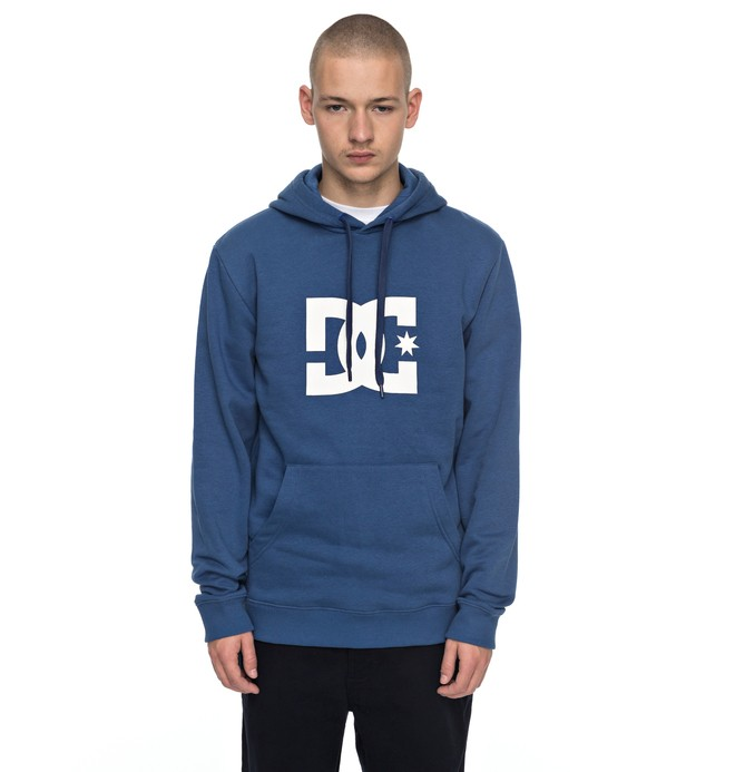 0 Star - Sweatshirt Blue EDYSF03107 DC Shoes