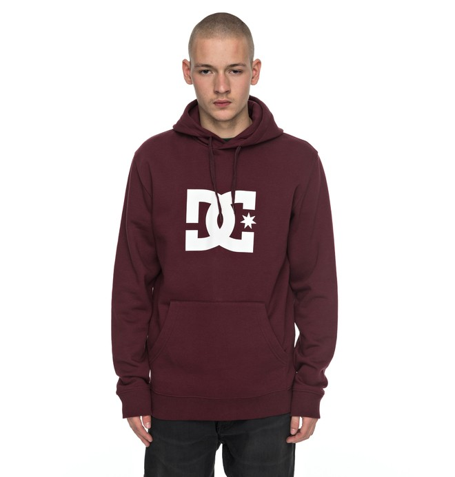 0 Star - Sweat Rouge EDYSF03107 DC Shoes