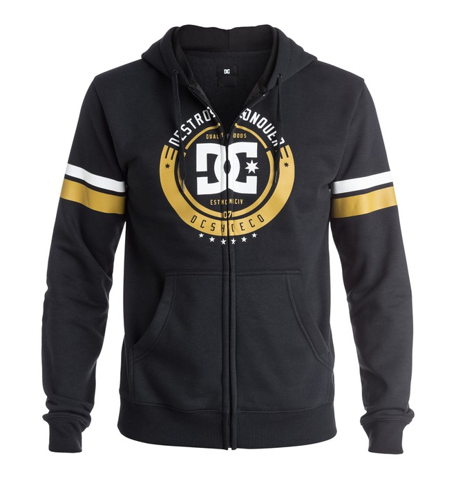 0 Smashed - Zip-Up Hoodie  EDYSF03111 DC Shoes