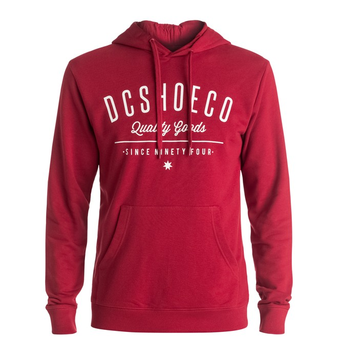 0 Severance - Hoodie Red EDYSF03127 DC Shoes
