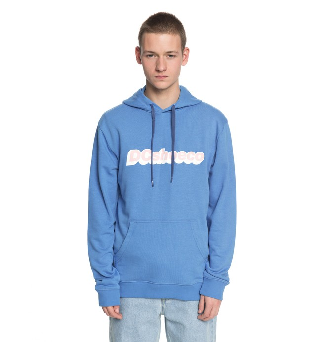 0 Artifunction - Hoodie Blue EDYSF03151 DC Shoes