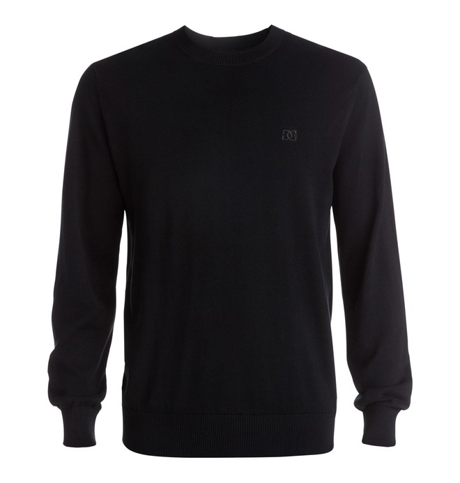 0 Men's Sabotage Sweater Black EDYSW03003 DC Shoes