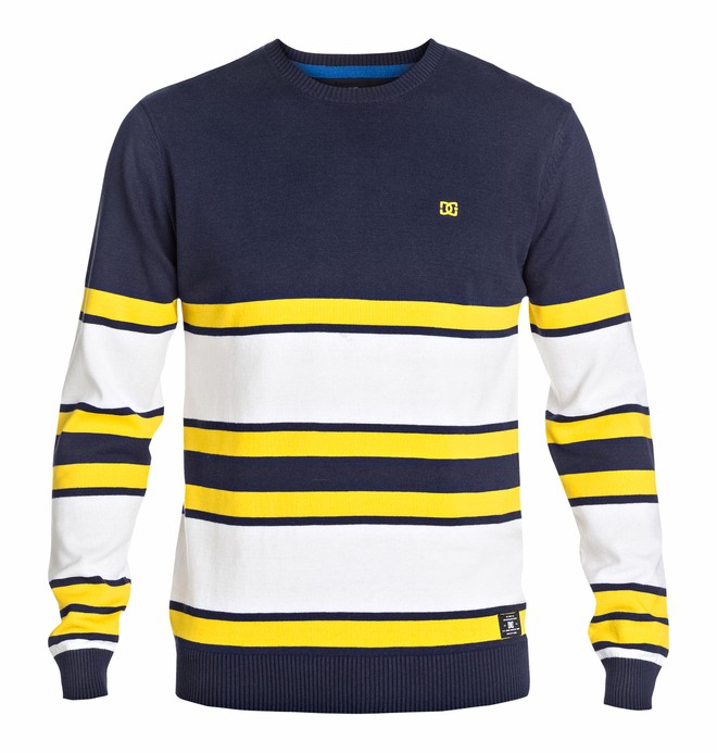 0 Men's Swarfiga Sweater  EDYSW03007 DC Shoes