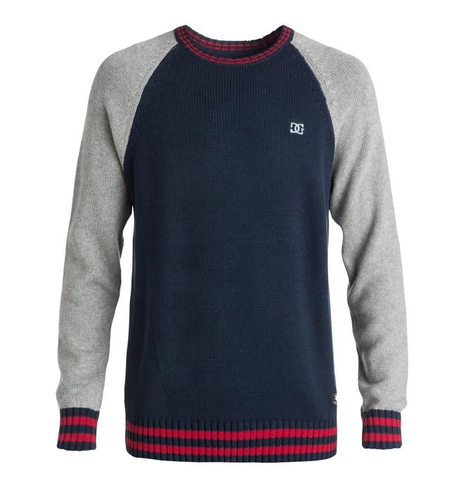 0 Men's Wicker Raglan Sweater  EDYSW03010 DC Shoes