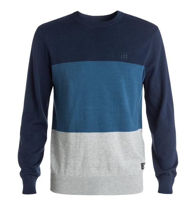 0 Men's Russelboro Sweater  EDYSW03011 DC Shoes
