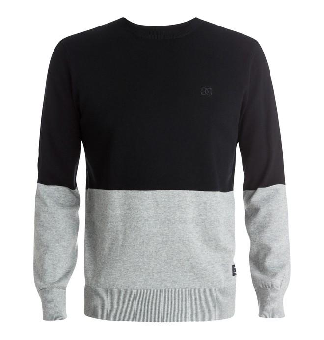 0 Men's Russelboro Crew Sweater  EDYSW03013 DC Shoes