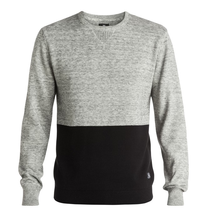 0 Aylesford - Sweater Black EDYSW03017 DC Shoes