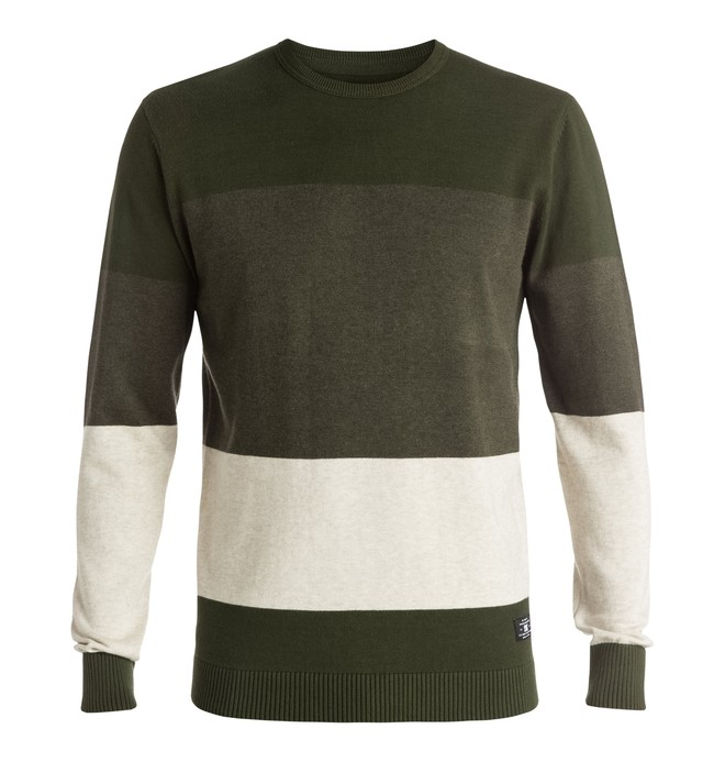 0 Bent Bow - Sweater Brown EDYSW03018 DC Shoes