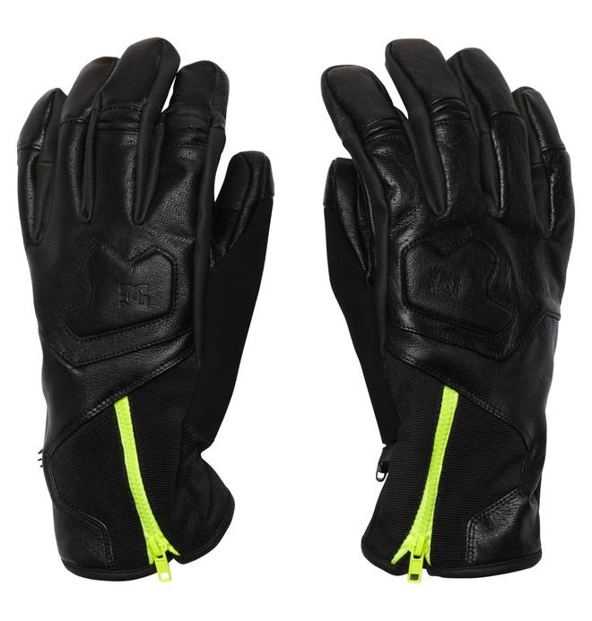 0 Men's Anat 15 Gloves Black EDYTH00000 DC Shoes