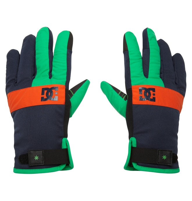 0 Men's Antuco 15 Gloves  EDYTH00002 DC Shoes
