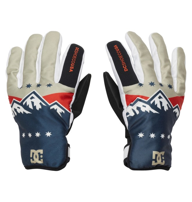 0 Men's Ventron 15 Gloves  EDYTH00013 DC Shoes