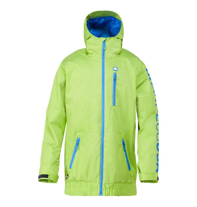0 Men's Ripley 15 Snow Jacket  EDYTJ00009 DC Shoes