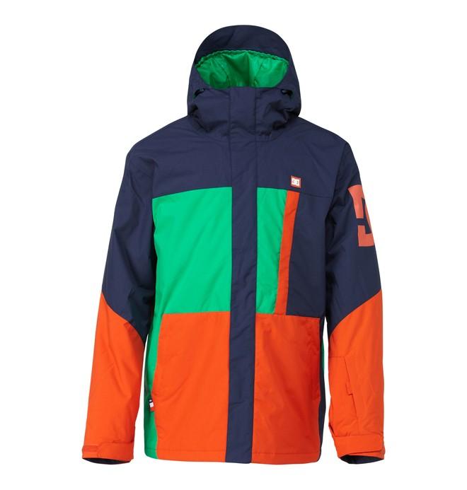 0 Men's Amo 15 Snow Jacket  EDYTJ00010 DC Shoes