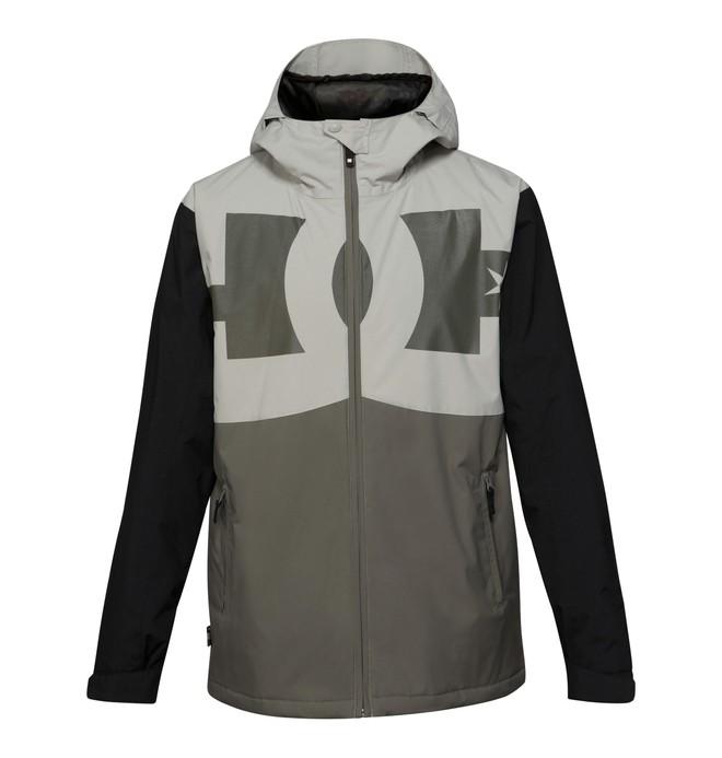 0 Men's Billboard 15 Snow Jacket  EDYTJ00012 DC Shoes
