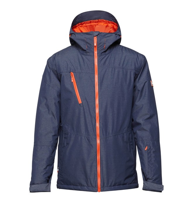 0 Men's Blitz Snow Jacket  EDYTJ00013 DC Shoes