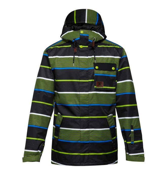 0 Men's Reality Snow Jacket  EDYTJ00019 DC Shoes
