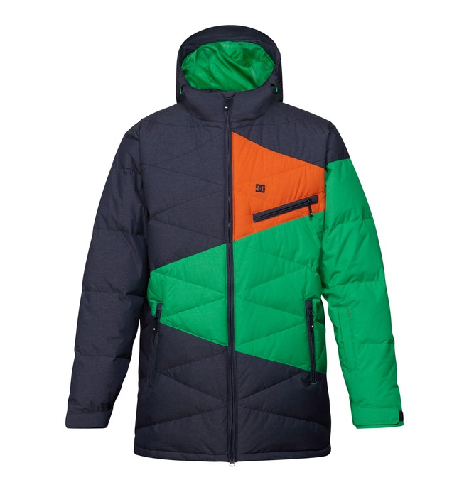 0 Men's Stage 15 Snow Jacket  EDYTJ00022 DC Shoes