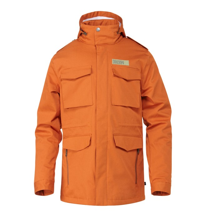 0 Men's Tick Snow Jacket  EDYTJ00024 DC Shoes