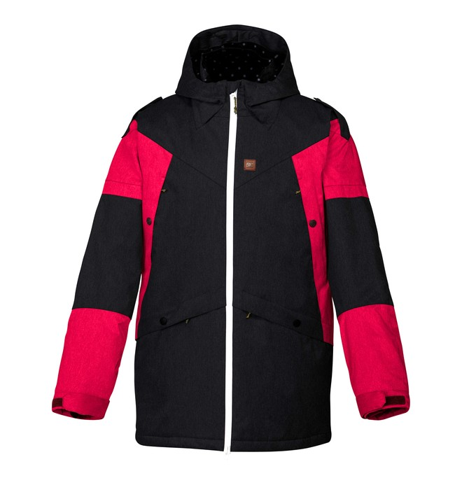 0 Men's Torstein 15 Snow Jacket  EDYTJ00025 DC Shoes