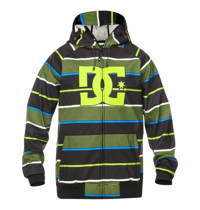 0 Men's Replacement 15 Softshell Jacket  EDYTJ00027 DC Shoes