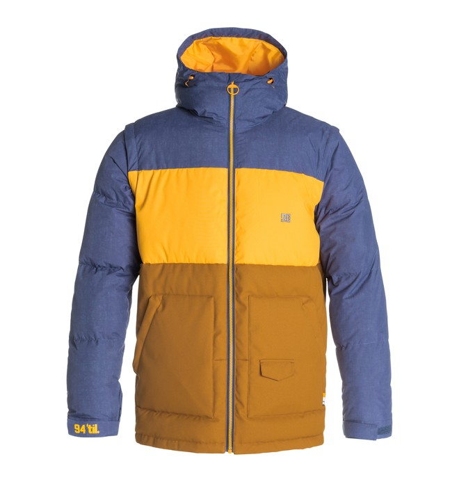 0 Men's Downhill Snow Jacket  EDYTJ03001 DC Shoes