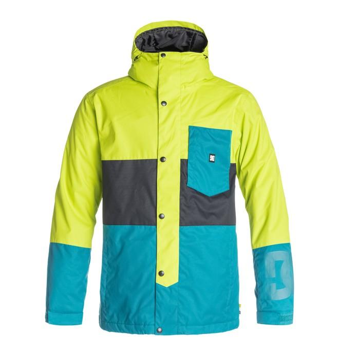 0 Men's Defy Snow Jacket  EDYTJ03006 DC Shoes