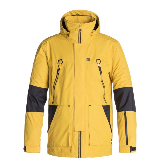 0 Men's Command Snowboard Jacket  EDYTJ03009 DC Shoes