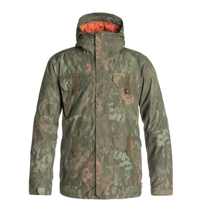 0 Men's Servo Snow Jacket  EDYTJ03013 DC Shoes