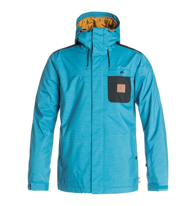 0 Men's Delinquent Snow Jacket  EDYTJ03014 DC Shoes