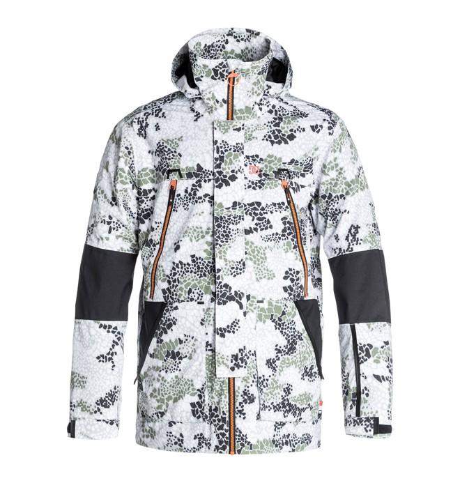 0 Men's Command DPM Snow Jacket  EDYTJ03017 DC Shoes