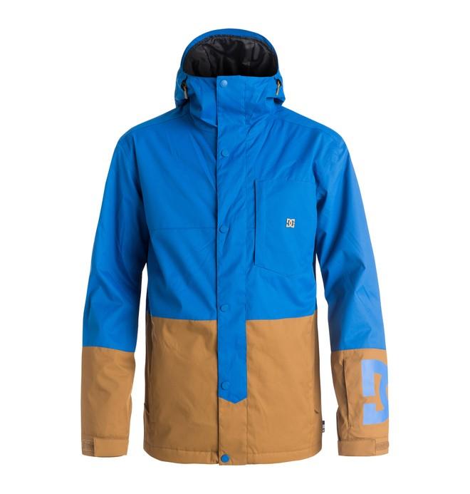 0 Defy - Giacca da snowboard Blue EDYTJ03024 DC Shoes