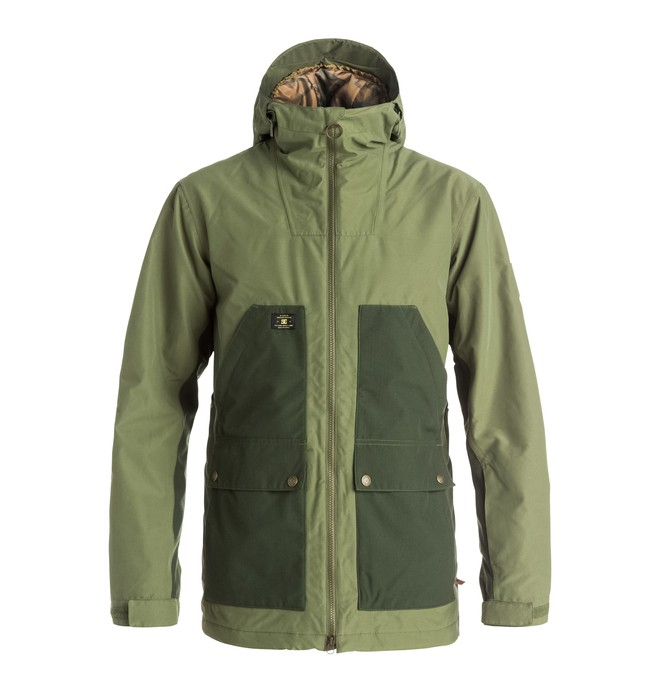 0 Summit - Snow Jacket  EDYTJ03026 DC Shoes