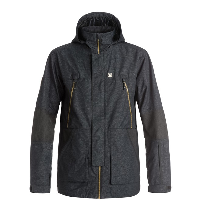 0 Command - Snow Jacket  EDYTJ03034 DC Shoes