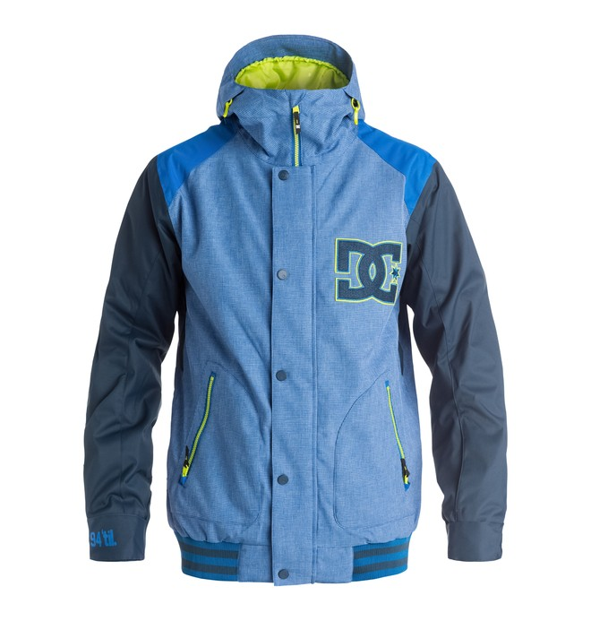 0 DCLA - Varsity Snow Jacket  EDYTJ03036 DC Shoes