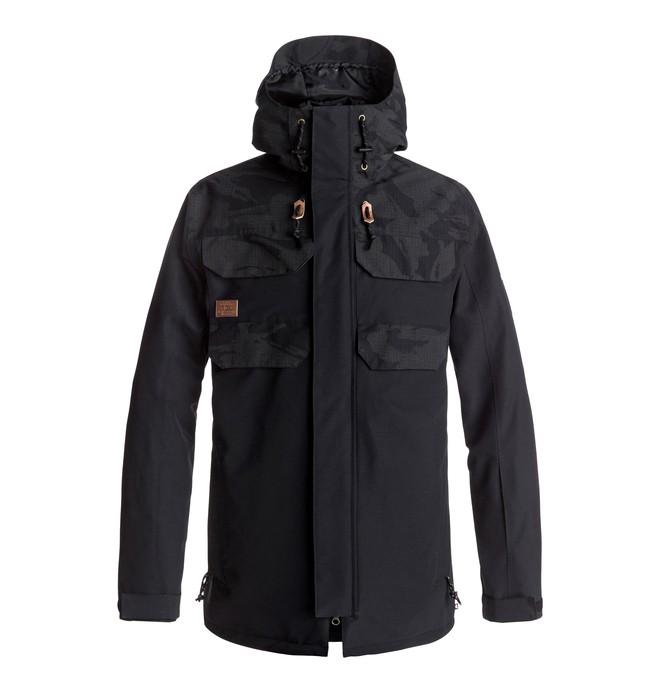 0 Сноубордическая куртка Haven Черный EDYTJ03042 DC Shoes