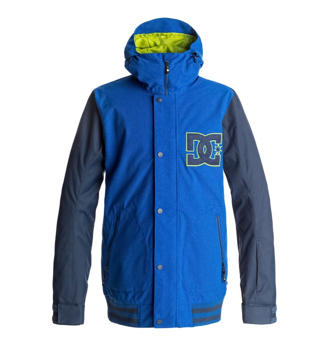 0 DCLA - Giacca da snowboard Blue EDYTJ03048 DC Shoes